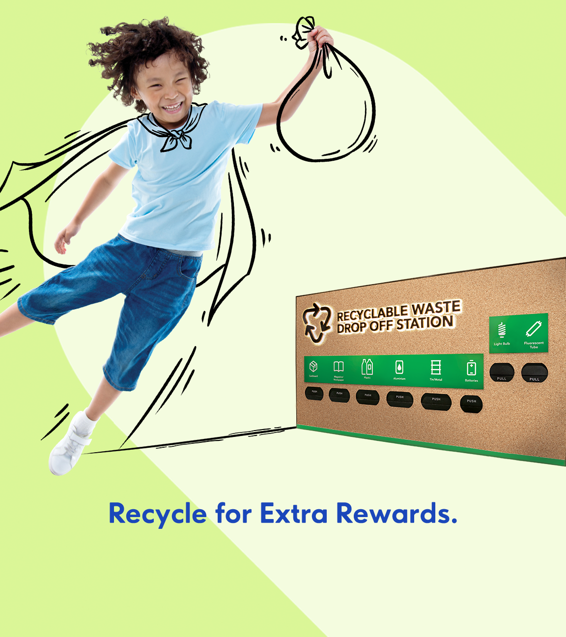 Recycle for Extra Rewards