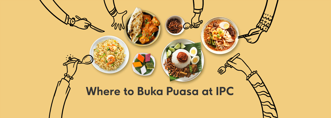 Where to Buka Pasa at IPC