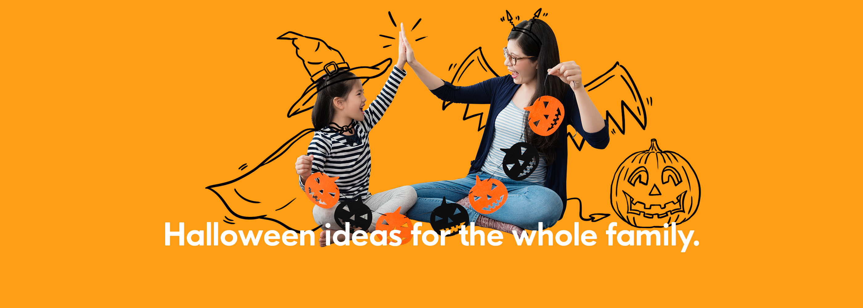 Halloween ideas for the whole family